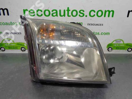 24689800 | Right Headlight FUSION (JU_) 1.4 TDCi (68 hp) [2002-2012] F6JA 5104941