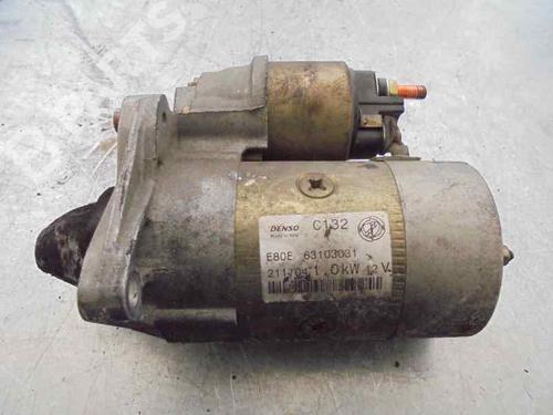 E80E63103031 | C132 | DENSO | Motor de arranque PUNTO (188_) 1.4 (95 hp) [2003-2012] 843 A1.000 2309839