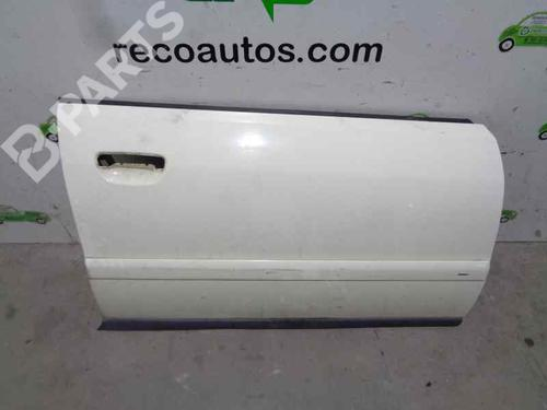 BLANCA | 4 PUERTAS | Porte avant droite A4 (8D2, B5) 1.9 TDI (116 hp) [2000-2000] AJM 5407955