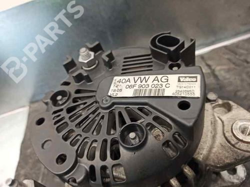 Lichtmaschine AUDI A3 (8P1) 1.6 06F903023C | 2542695D | VALEO | 32745464