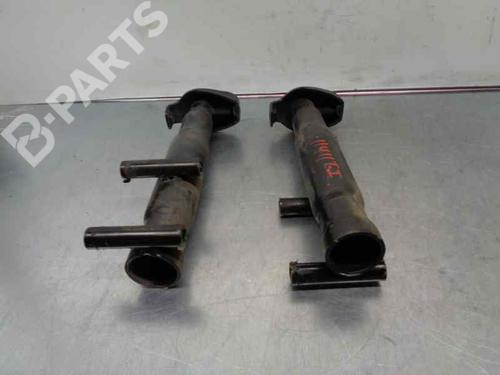 CESTA 17B | Renfort de Pare-Chocs A6 (4B2, C5) 1.8 T (150 hp) [1997-2005] AEB 6007885