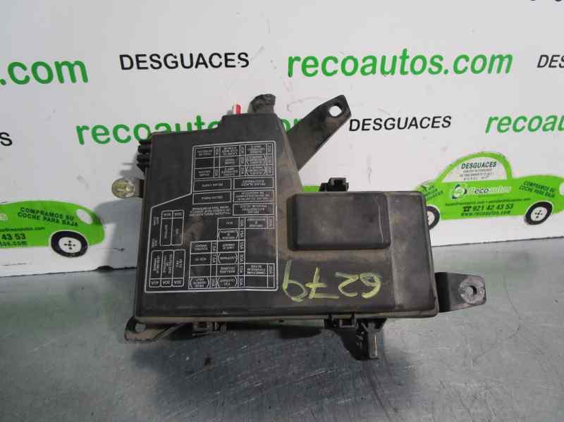 fuse box rover 600 (rh) 620 i 3825asn7g002   204922052494   b-parts  b-parts