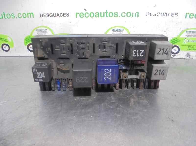fuse box audi 80 (8c2, b4) 1.9 tdi 443941822a | b-parts  b-parts