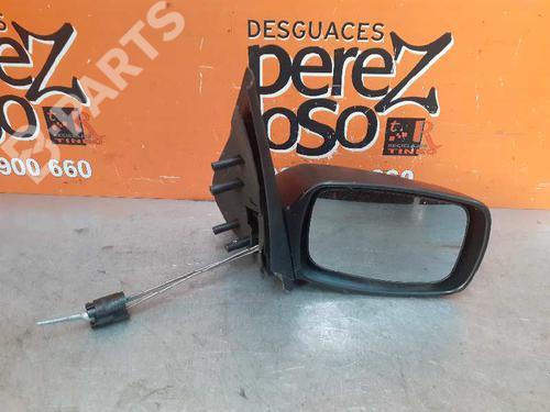 Right Door Mirror FIESTA III (GFJ) 1.8 D (60 hp) [1989-1995] RTD 4933837