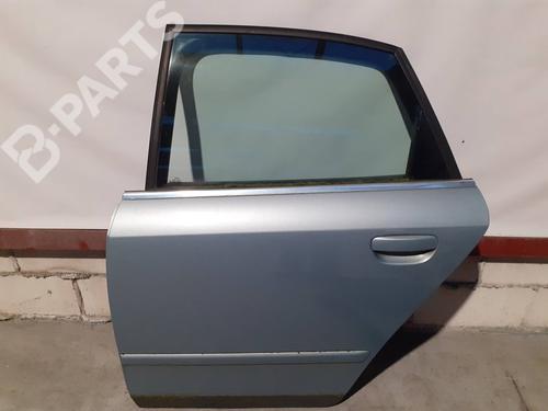 Tür links hinten A4 (8E2, B6) 2.5 TDI quattro (180 hp) [2000-2004] AKE 6970944