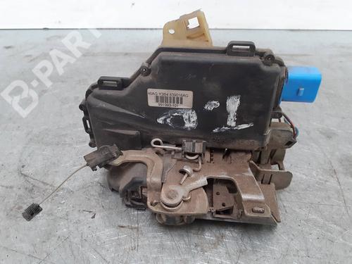 Serrure arrière droite CORDOBA (6L2) 1.9 SDI (64 hp) [2002-2009] ASY 6711834