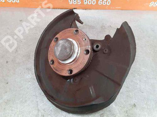 Venstre hjullagerhus spindel AUDI A4 (8EC, B7) 2.0 TDI 16V  35535657