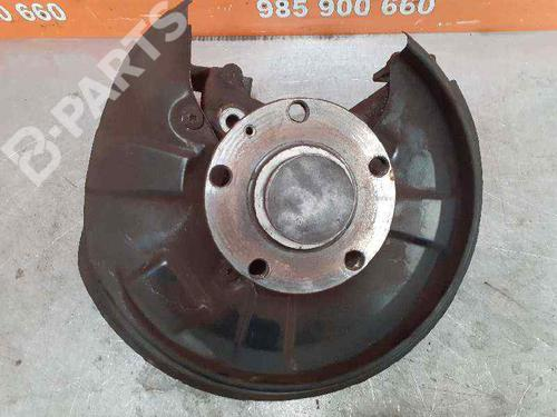 Venstre hjullagerhus spindel AUDI A4 (8EC, B7) 2.0 TDI 16V  35535660