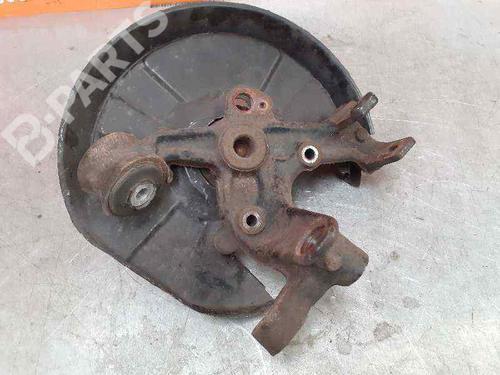 Venstre hjullagerhus spindel AUDI A4 (8EC, B7) 2.0 TDI 16V  35535659