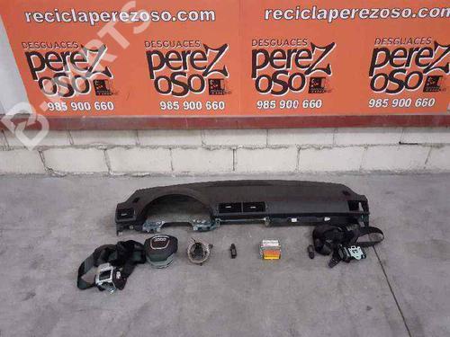 8E0959655G Kollisonspute sett A4 (8EC, B7) 2.0 TDI 16V (140 hp) [2004-2008] BRE 4824484