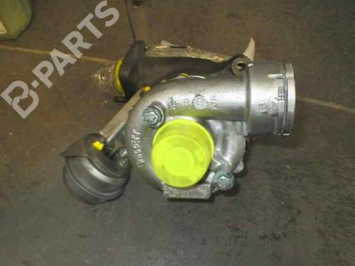 Turbo AUDI A6 (4B2, C5) 1.9 TDI 717858-1   REMAN   35792668
