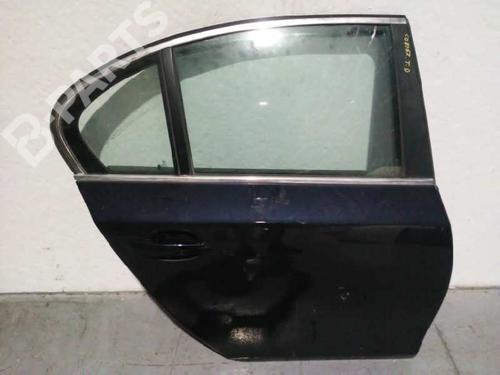 AZUL | Porta trás direita 5 (E60) 520 d (177 hp) [2007-2009]  6075130