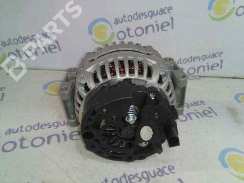 Generator AUDI A4 (8E2, B6) 1.8 T 0124515053 | NUEVO | 150A | 20040738
