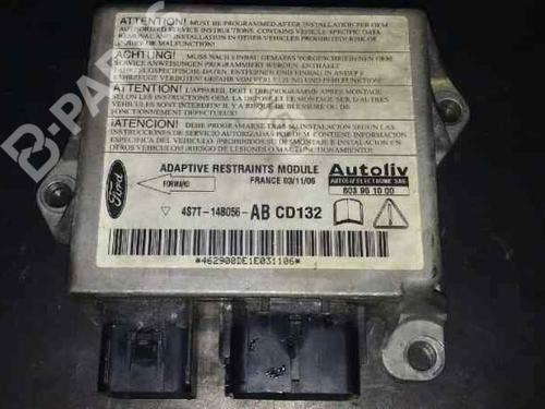 4S7T14B056AB | Centralita airbag MONDEO III (B5Y) 2.0 TDCi (130 hp) [2001-2007] FMBA 2356869
