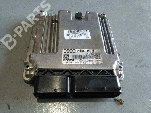 03G906016JD   Motorstyringsenhet A4 (8EC, B7) 2.0 TDI 16V (140 hp) [2004-2008] BRE 2380427