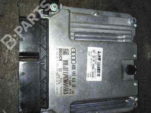 03G906016JD   03G906016JD   0281012654   Motorstyringsenhet A4 Avant (8ED, B7) 2.0 TDI 16V (140 hp) [2004-2008] BRE 3494331