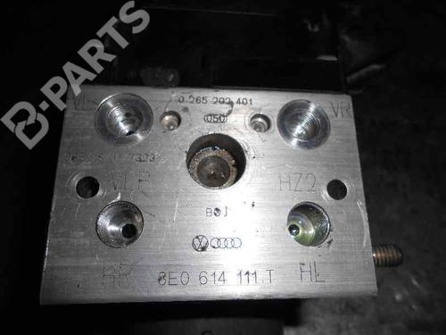 ABS Bremseaggregat AUDI A4 (8D2, B5) 1.8 8E0614111T | 0265202401 | 8E0614111T | 20039296