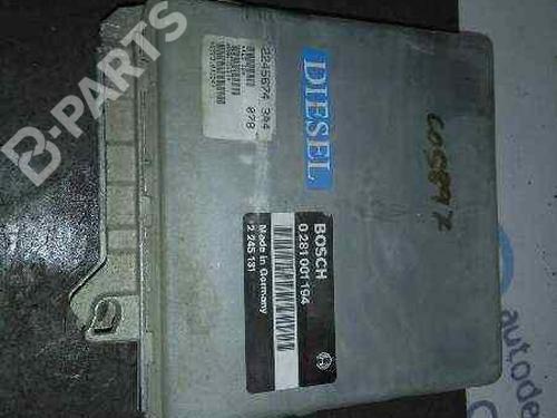 2245674 | 0281001194 | 2245131 | Centralina do motor 3 (E36) 325 td (115 hp) [1991-1998]  2380952