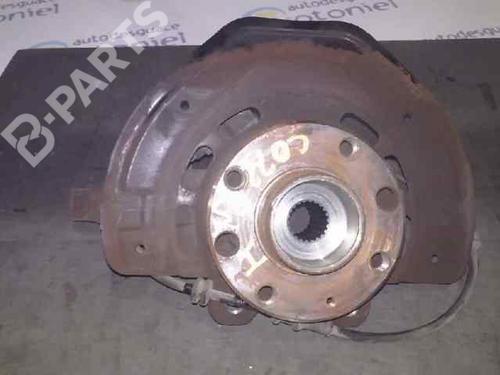 4T | ABS | Venstre Styrespindel lagerhus VECTRA B (J96) 1.6 i 16V (F19) (100 hp) [1995-2002] X 16 XEL 2368880