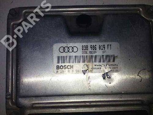 Motorstyringsenhed AUDI A3 (8L1) 1.9 TDI 038906019FT | 19122547