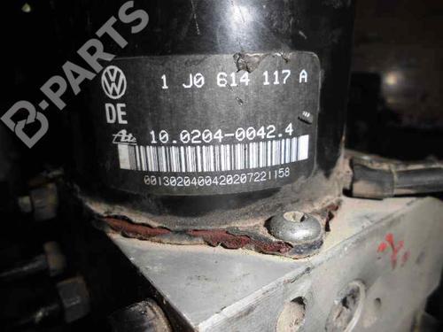 ABS Bremseaggregat AUDI A3 (8L1) 1.9 TDI 1J0614117A  10020400424  1J0907379 | 1J0614117A | 10.0204-0042.4 | 20039191