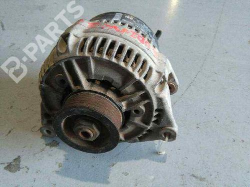Generator AUDI A4 (8EC, B7) 2.5 TDI 0123515024   120A   BOSCH   20042874