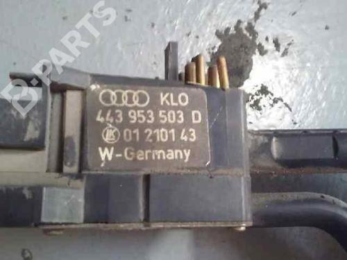 Kombi Kontakt / Stilkkontakt AUDI 100 (44, 44Q, C3) 2.2 443953503D   20037576