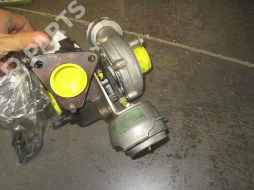 Turbo AUDI A6 (4B2, C5) 1.9 TDI 717858-1   REMAN   35792670