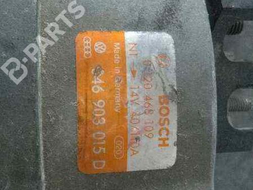 Generator AUDI 100 (4A2, C4) 2.5 TDI 0120468109 | ELISUR | BOSCH | 20039957