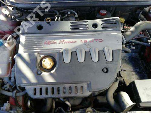 937A2000   B   198.000KM   Moteur 147 (937_) 1.9 JTDM 8V (937.AXD1A, 937.AXU1A, 937.BXU1A) (120 hp) [2005-2010] 937 A2.000 7271759