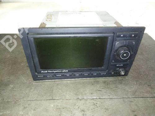 8E0035192C   PANTALLA Y NAVEGADOR 8E0035192C   Auto-radio A4 (8E2, B6) 1.9 TDI (130 hp) [2000-2004] AVF 3416484