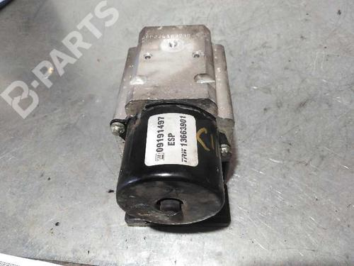 ABS Bremseaggregat OPEL VECTRA C (Z02) 2.2 DTI 16V (F69) 136633901 | 34141951