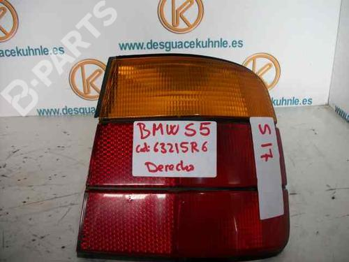 133690 | Høyre baklys 5 (E34) 524 td (115 hp) [1988-1991]  2445216