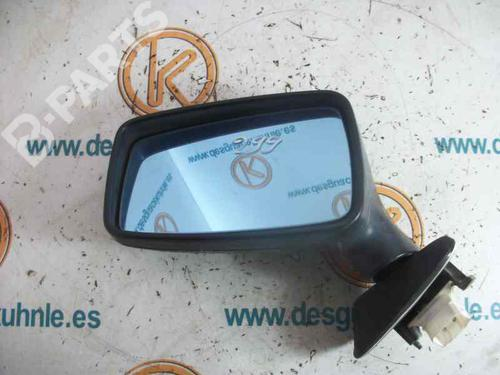 Left Door Mirror 80 (8C2, B4) 1.9 TDI (90 hp) [1991-1994] 1Z 2480362