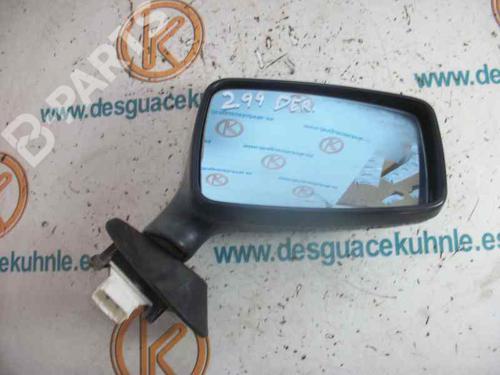Right Door Mirror 80 (8C2, B4) 1.9 TDI (90 hp) [1991-1994] 1Z 2477027