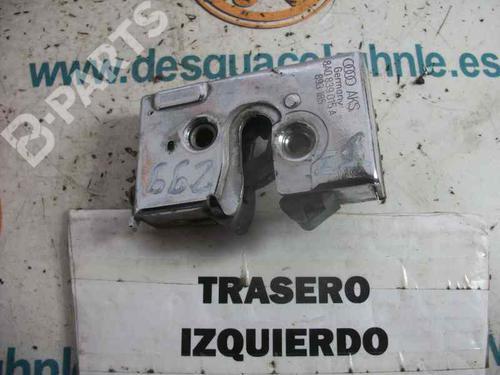 8A1839015A | Venstre bak lås 80 (8C2, B4) 1.9 TDI (90 hp) [1991-1994] 1Z 2470844
