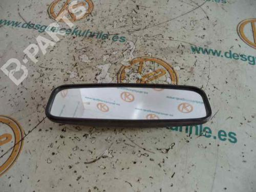 Rear View Mirror FIESTA III (GFJ) 1.1 (55 hp) [1989-1995]  2455629