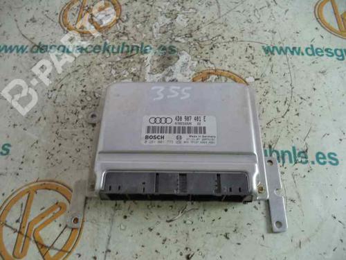0281001773   4D0907401E   Steuergerät Motor A8 (4D2, 4D8) 2.5 TDI (150 hp) [1997-2000] AFB 2479863