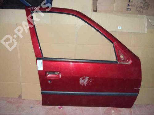 Porta frente direita 306 Hatchback (7A, 7C, N3, N5) 1.9 D (69 hp) [1998-2001] DJY (XUD9A) 2479138