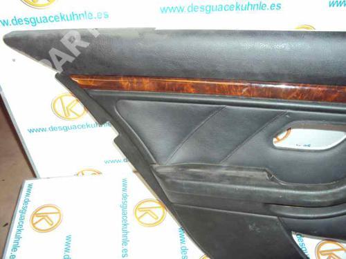 Dørbeklædning bagtil venstre 5 (E39) 525 i (192 hp) [2000-2003]  2488101