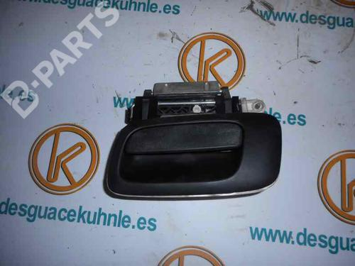 Venstre bak utvendig håndtak ASTRA G Hatchback (T98) 1.6 (F08, F48) (84 hp) [2000-2005] Z 16 SE 2702707