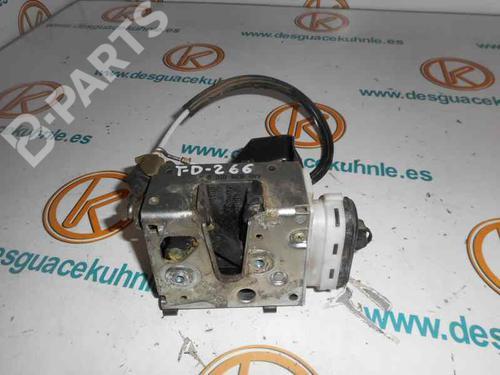 4A839016A | Høyre bak lås A6 (4A2, C4) 2.6 (150 hp) [1994-1997] ABC 2454355