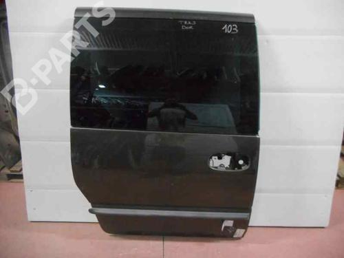 Porta lateral/correr direita VOYAGER / GRAND VOYAGER III (GS) 2.4 i (151 hp) [1995-2001] B00 2477117