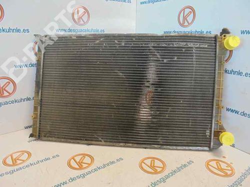 Radiador de água DOBLO MPV (119_, 223_) 1.9 D (223AXB1A) (63 hp) [2001-2021] 223 A6.000 2480100