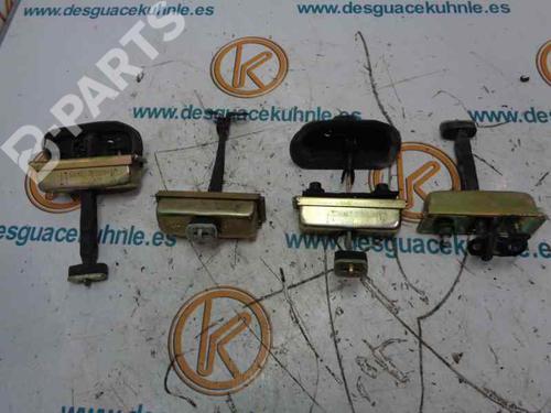 Porta trás esquerda VOYAGER / GRAND VOYAGER III (GS) 2.4 i (151 hp) [1995-2001] B00 2472645