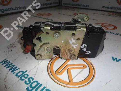 Venstre bak lås XSARA PICASSO (N68) 1.6 HDi (90 hp) [2005-2011]  2484697
