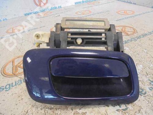 Høyre bak utvendig håndtak ASTRA G Hatchback (T98) 1.7 CDTI (F08, F48) (80 hp) [2003-2005] Z 17 DTL 2459528