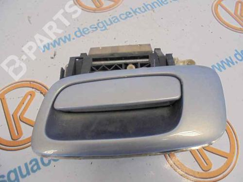 Venstre bak utvendig håndtak ASTRA G Hatchback (T98) 1.6 (F08, F48) (84 hp) [2000-2005] Z 16 SE 2452003