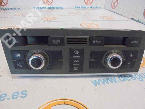 4F1820043H   4F0910043   5HB00883303   AC-Styringsenhed/Manøvreenhed A6 (4F2, C6) 3.0 TDI quattro (225 hp) [2004-2006] BMK 2805196