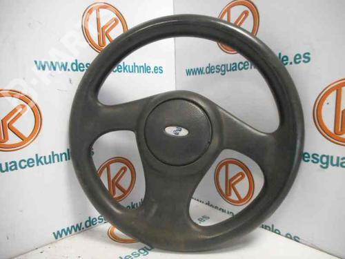 Steering Wheel FIESTA III (GFJ) 1.3 Cat (60 hp) [1991-1997] J6B 2469022